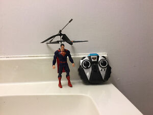 Selling superman helicopter