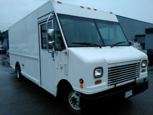 FOOD TRUCK! 2006 Ford E450 chassis, 5.4L Gas motor!!