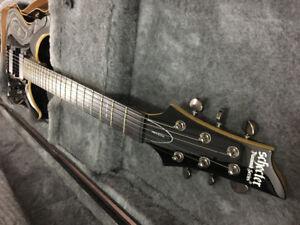 Schecter electric guitar