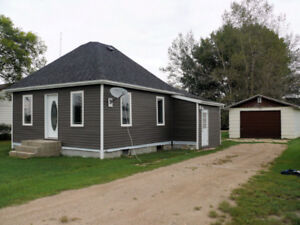 House for rent- Rathwell MB- Dec 15th