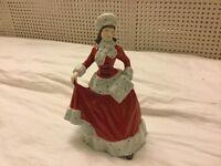 Royal Doulton Pretty Ladies (Winter)