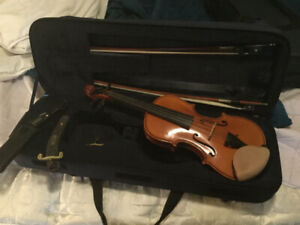 Norman Sinom Handmade Violin/Fiddle