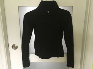 IVIVVA girls black jacket size 12