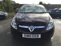 2010 Vauxhall Corsa Hatch 3Dr 1.2 16V 85 EU5 Energy Petrol black Manual