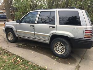 1995 Jeep Grand Cherokee $1200 or best offer
