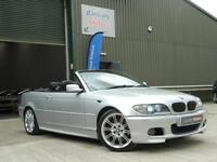 BMW 3 Series 3.0 330Ci Sport Convertible 2d 2979cc auto