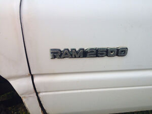 DODGE 1998 - RAM 2500 - 4*4 Cambridge Kitchener Area image 7