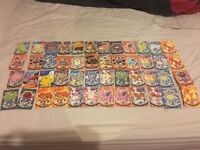 48 topps pokemon trading cards TV Animation Edition