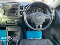 2010 Volkswagen Tiguan 2.0 TDI BlueMotion Tech Match (s/s) 5dr SUV Diesel Manual