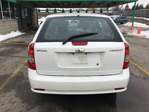 2005 Chevrolet Optra Wagon****ONLY 125 KMS***GOOD ON GAS**AS IS London Ontario image 4