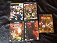 PS2/gamecube/nintendo64 plein de jeux