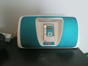 Radio haut parleur ipod inclus