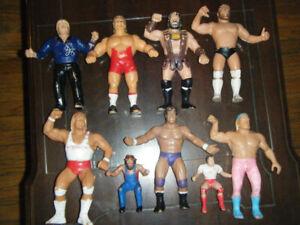 Vintage WWF Wrestlers