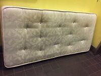 Single Spring mattress £40