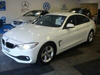 2014 BMW 4 SERIES GRAN COUPE 2.0 420d SE Gran Coupe (s/s) 5dr Hatchback Diesel M