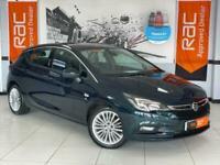2018 Vauxhall Astra 1.4i Turbo Elite Auto (s/s) 5dr Hatchback Petrol Automatic