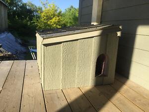 Maison pour petits animaux