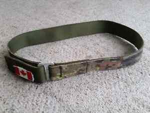 CADPAT Canadian Forces tactical belt