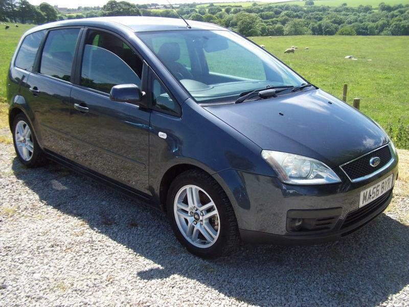 2006 56 plate ford focus c max 2 0 auto zetec only 43 000 miles in barrow in furness. Black Bedroom Furniture Sets. Home Design Ideas