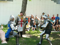 5th annual Medieval May