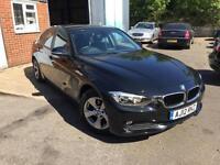 2012 BMW 3 Series 2.0 320d EfficientDynamics 4dr (start/stop)