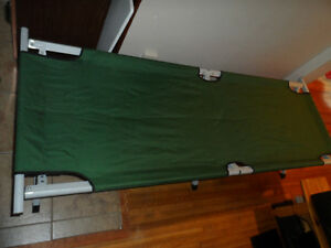 Coleman Heavy-Duty Military-Style Camp Cot