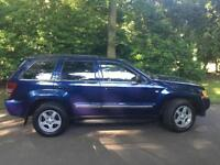 2007 Jeep Grand Cherokee 3.0CRD AUTO Limited, A Family Business Est 18 years