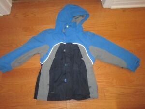 Land's End size 5-6 fall jacket