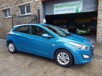 Hyundai I30 1.4 ACTIVE 100PS (blue) 2012
