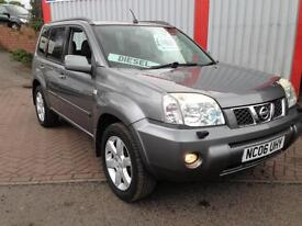 Nissan X-Trail 2.2dCi 136 2006 Aventura GREAT FAMILY CAR GREAT MPG