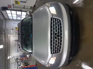 2004 Infiniti FX 35 mint condition drives like new
