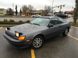 LOOKING FOR 1986--89 TOYOTA CELICA GT-FOUR or 1988-89 ALL TRAC