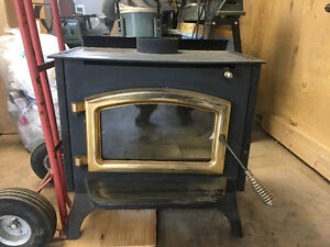 Air Tight Wood Stove REDUCED