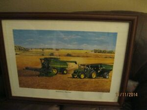 John Deere collector print London Ontario image 3