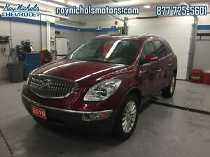 2010 Buick Enclave CX  - Certified - $168.04 B/W