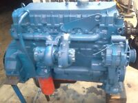 DT466E International Engine