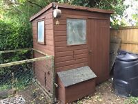 Shed/chicken coop