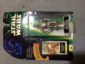 Star Wars in and out of package figurines London Ontario image 2