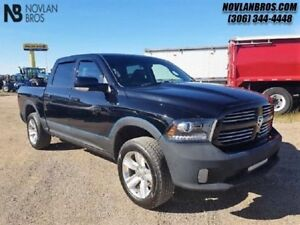 2014 Ram 1500 Sport  - one owner - trade-in - sk tax paid