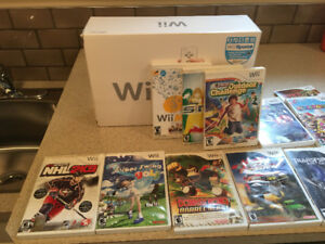 Wii bundle as shown