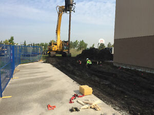 Residential Certified Screw piles. We won't be beat in price! Strathcona County Edmonton Area image 3