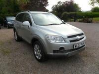 Chevrolet Captiva 2.4 ( 136ps ) LS