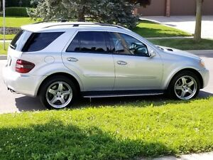 * THIS IS THE ONE * 2008 Mercedes-Benz M-Class ML63 AMG