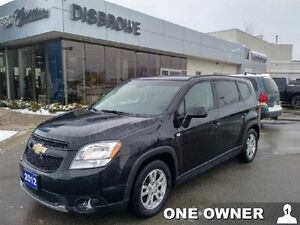 2012 Chevrolet Orlando   All-New Tires, One Owner London Ontario image 1