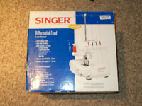 Singer Serger new in box