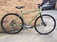 Kona Dew Plus Hybrid Bike