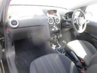 2015 Vauxhall Corsa 1.2 Ltd Edt 3dr 3 door Hatchback
