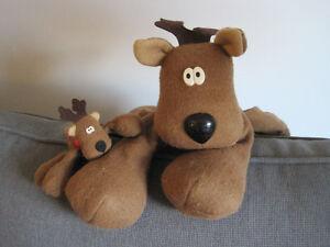 Christmas - Plush Reindeer
