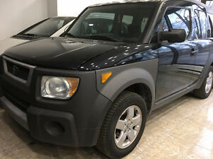 2004 Honda Element SUV, Crossover