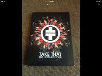 Take That DVD